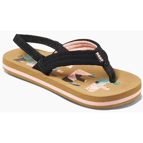 Reef Little Ahi Sandals Kids, hibiscus
